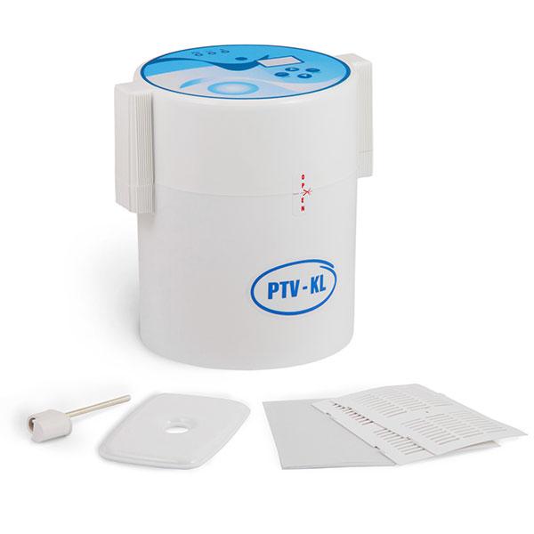 Jonizator wody PTV-KL - zestaw