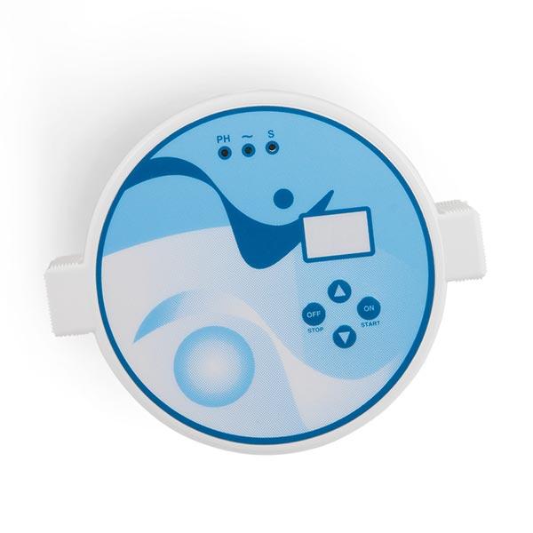 Jonizator wody PTV-KL - panel sterowania