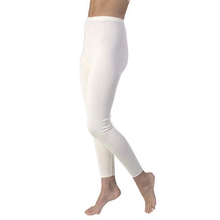 Bursztynowe legginsy damskie wełniane, przeciwreumatyczne PT 0520