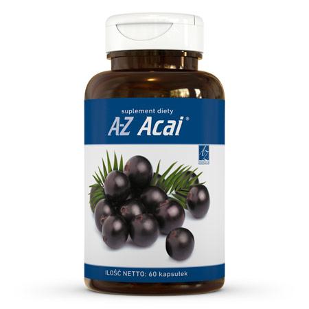 A-Z Acai suplement diety (60 kaps.)
