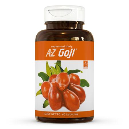 A-Z Goji suplement diety (60 kaps.)