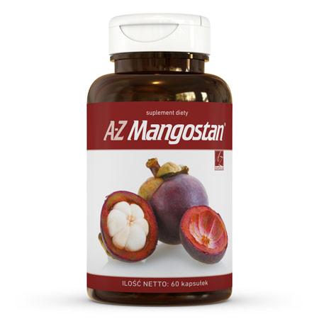 A-Z Mangostan suplement diety (60 kaps.)