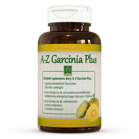 A-Z Garcinia Plus suplement diety (60 kaps.)