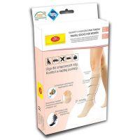 Skarpety podróżne, przeciwżylakowe damskie – Travel Socks PT 0419