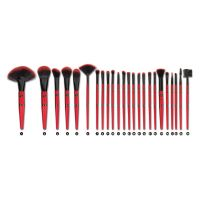 Zestaw do makijażu Sensual Brush Set Rio Beauty