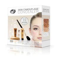 Zestaw kosmetyków do makijażu kryjącego Skin Camouflage Rio Beauty