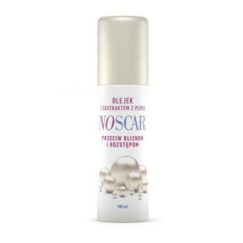 Olejek z ekstraktem z pereł NOSCAR przeciw bliznom