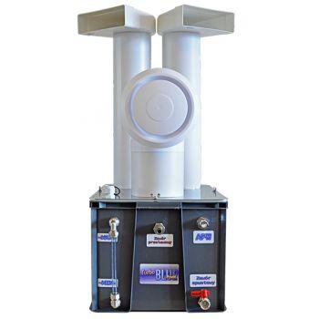 Nawilżacz powietrza przemysłowy Turbo N45 12M APW WKA150 MH-801HN (5 l/h)