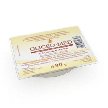 Mydło glicerynowe Gliceo-Med z siemieniem lnianym (90g)