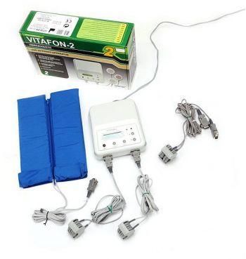 Urządzenie do wibroakustyki Vitafon-2 + mankiety
