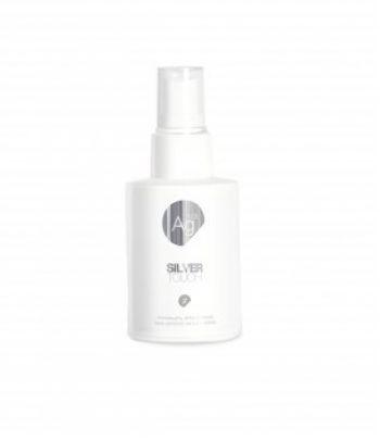 Oczyszczający tonik antybakteryjny - Srebro Ag 123 (100 ml)